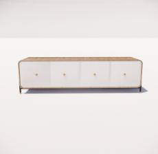 装饰柜_003_其他设计模型