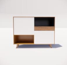 装饰柜_004_其他设计模型