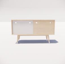 装饰柜_009_其他设计模型