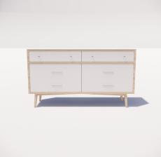 装饰柜_010_其他设计模型