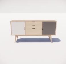 装饰柜_012_其他设计模型