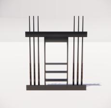 装饰柜_014_其他设计模型