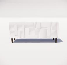 装饰柜_016_其他设计模型