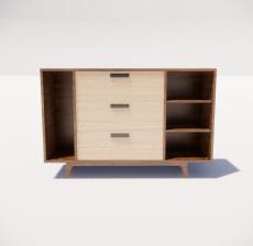 装饰柜_021_其他设计模型