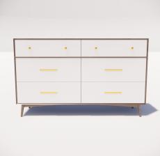 装饰柜_023_其他设计模型