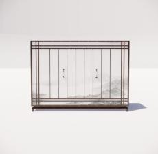 装饰柜_024_其他设计模型