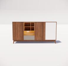 装饰柜_025_其他设计模型