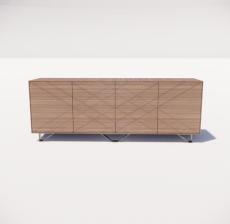 装饰柜_026_其他设计模型