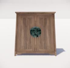 装饰柜_030_其他设计模型