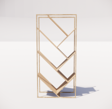装饰柜_033_其他设计模型