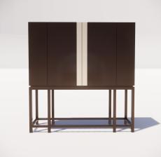 装饰柜_037_其他设计模型