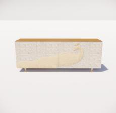 装饰柜_048_其他设计模型