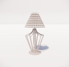台灯24_Sketchup模型