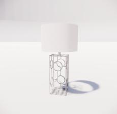 台灯25_Sketchup模型