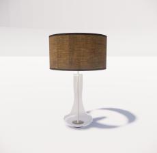 台灯31_Sketchup模型