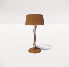 台灯35_Sketchup模型