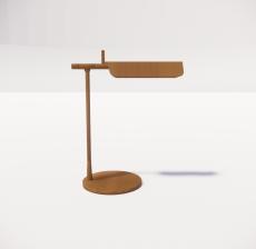 台灯46_Sketchup模型