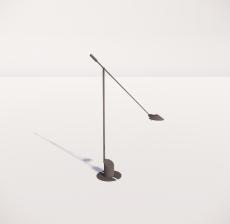 台灯50_Sketchup模型