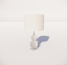 台灯51_Sketchup模型
