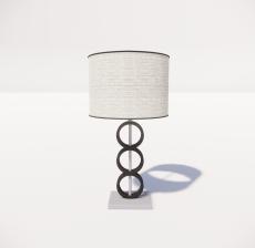 台灯54_Sketchup模型