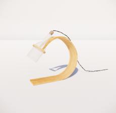 台灯55_Sketchup模型