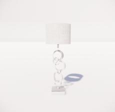 台灯56_Sketchup模型