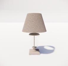台灯59_Sketchup模型