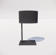 台灯60_Sketchup模型