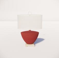 台灯65_Sketchup模型
