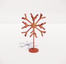 台灯68_Sketchup模型