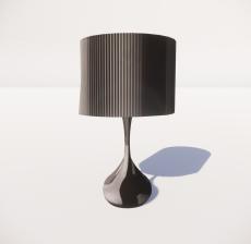 台灯70_Sketchup模型