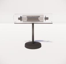 台灯72_Sketchup模型