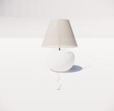 台灯79_Sketchup模型