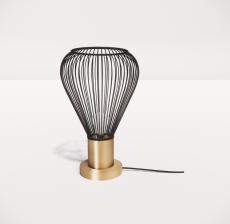 台灯80_Sketchup模型