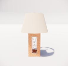 台灯82_Sketchup模型