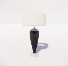 台灯88_Sketchup模型