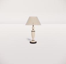 台灯90_Sketchup模型