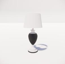 台灯91_Sketchup模型