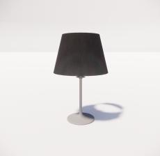 台灯9_Sketchup模型