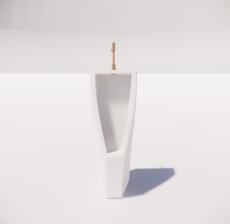 小便器5_Sketchup模型