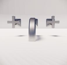 水龙头10_Sketchup模型