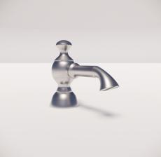 水龙头1_Sketchup模型