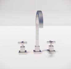 水龙头7_Sketchup模型