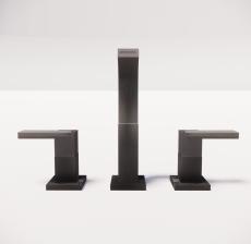 水龙头9_Sketchup模型