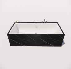 浴缸10_Sketchup模型