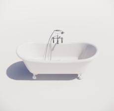 浴缸13_Sketchup模型