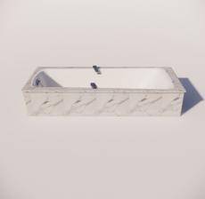 浴缸3_Sketchup模型