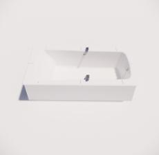 浴缸4_Sketchup模型