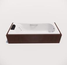 浴缸6_Sketchup模型