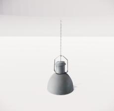造型吊灯119_Sketchup模型